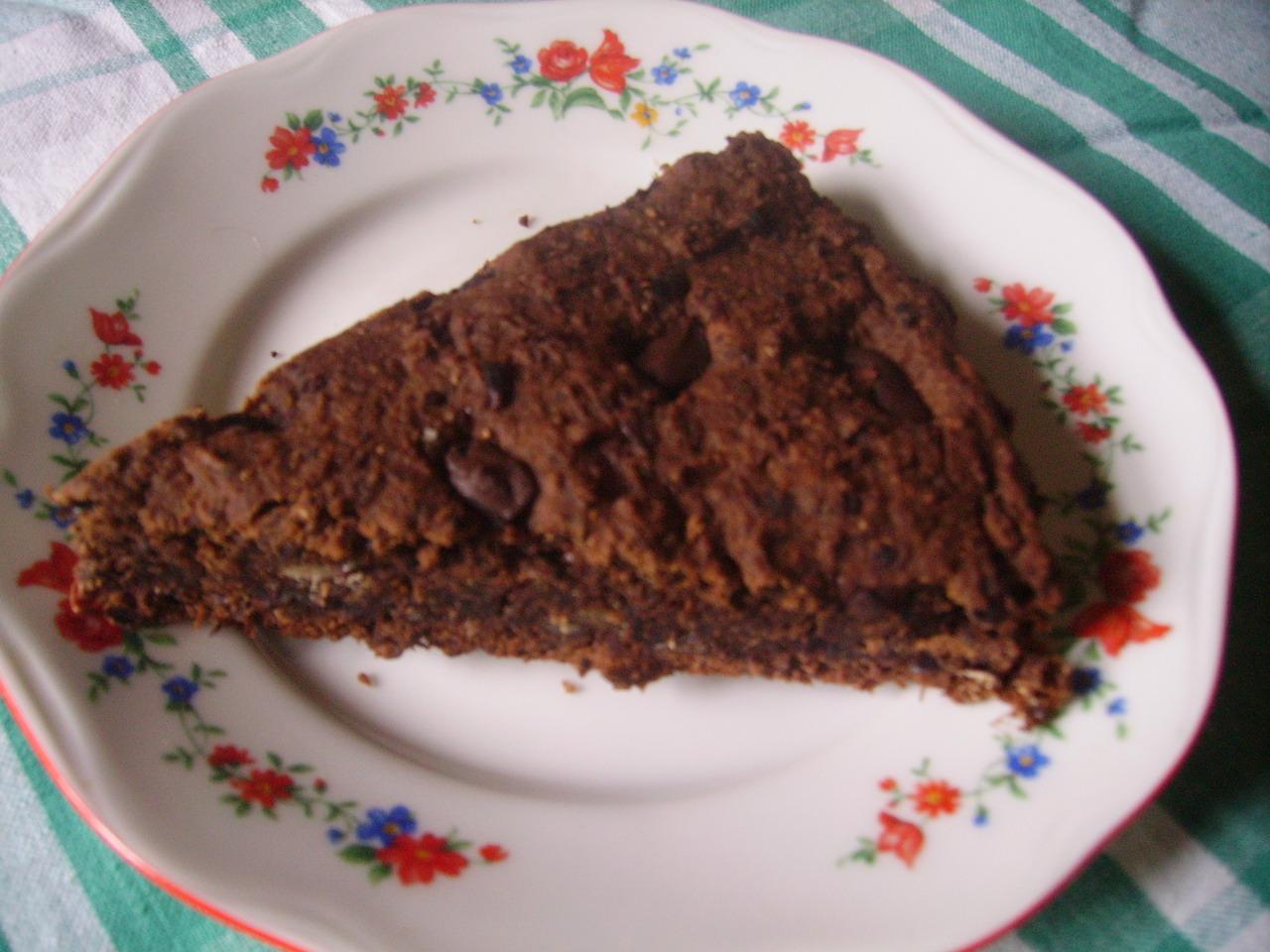 Торт шоколадно сливочный рецепт пошагово