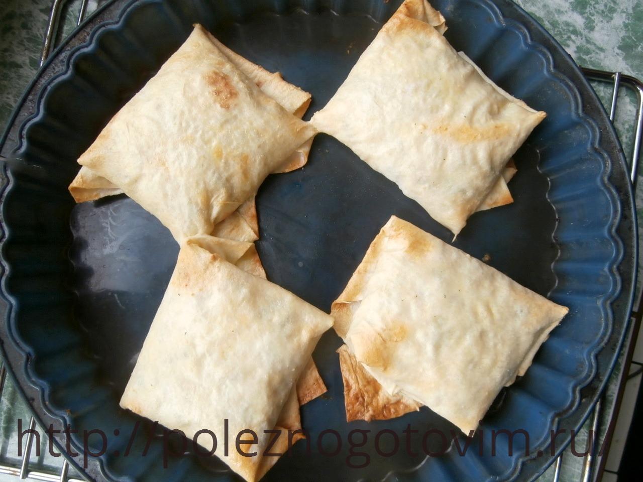 Хачапури с сыром на сковороде - вкусный и быстрый рецепт 32