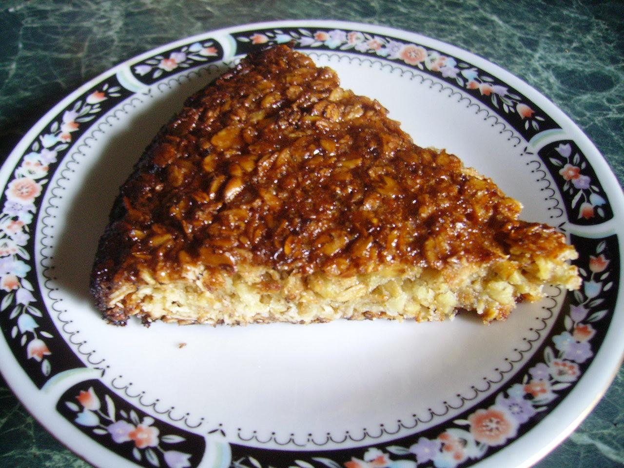 Овсяный пирог блог лены радовой