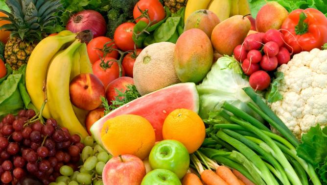 Как выбирать овощи и фрукты
