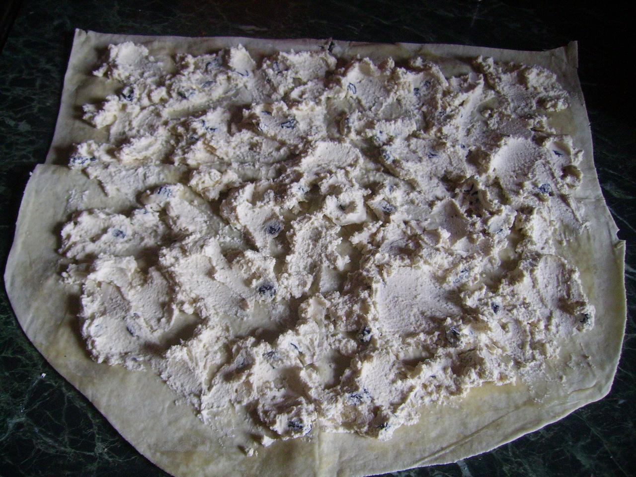 лаваш с начинкой в духовке