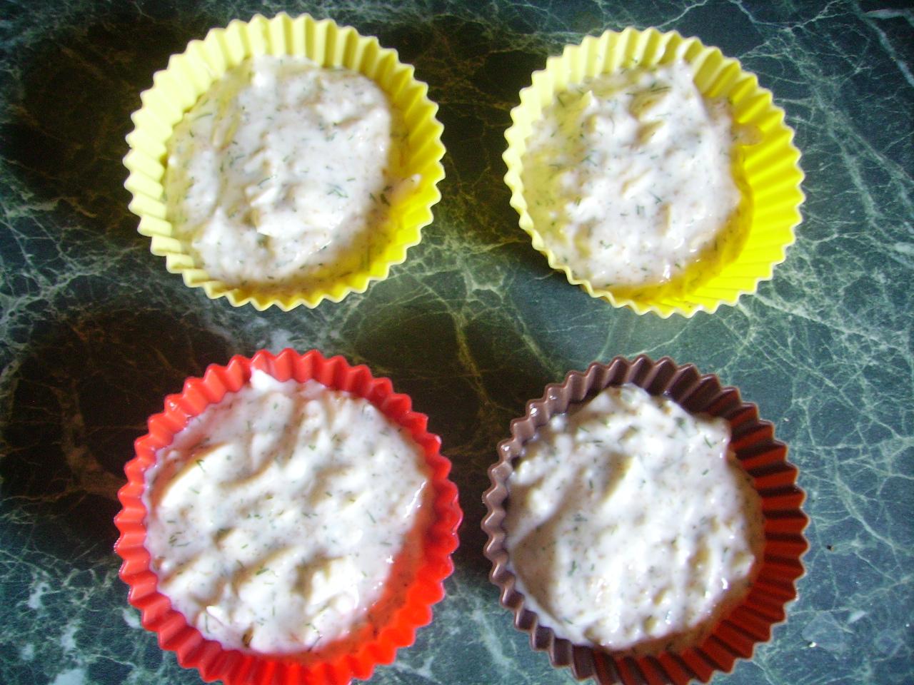 Тесто для кексов в силиконовой форме рецепт пошагово