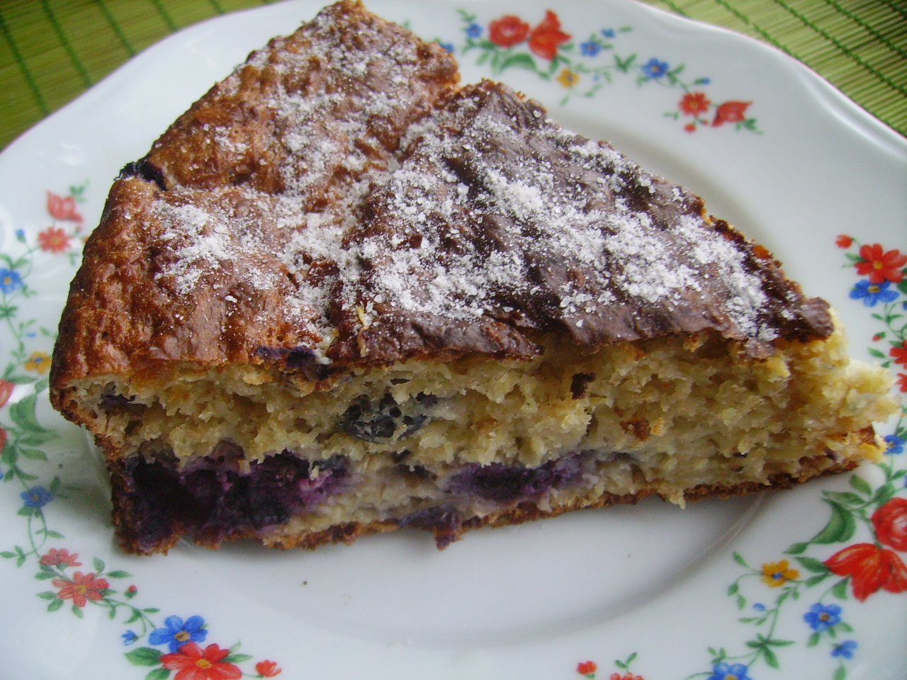 Пирог диетический из творога рецепт пошагово