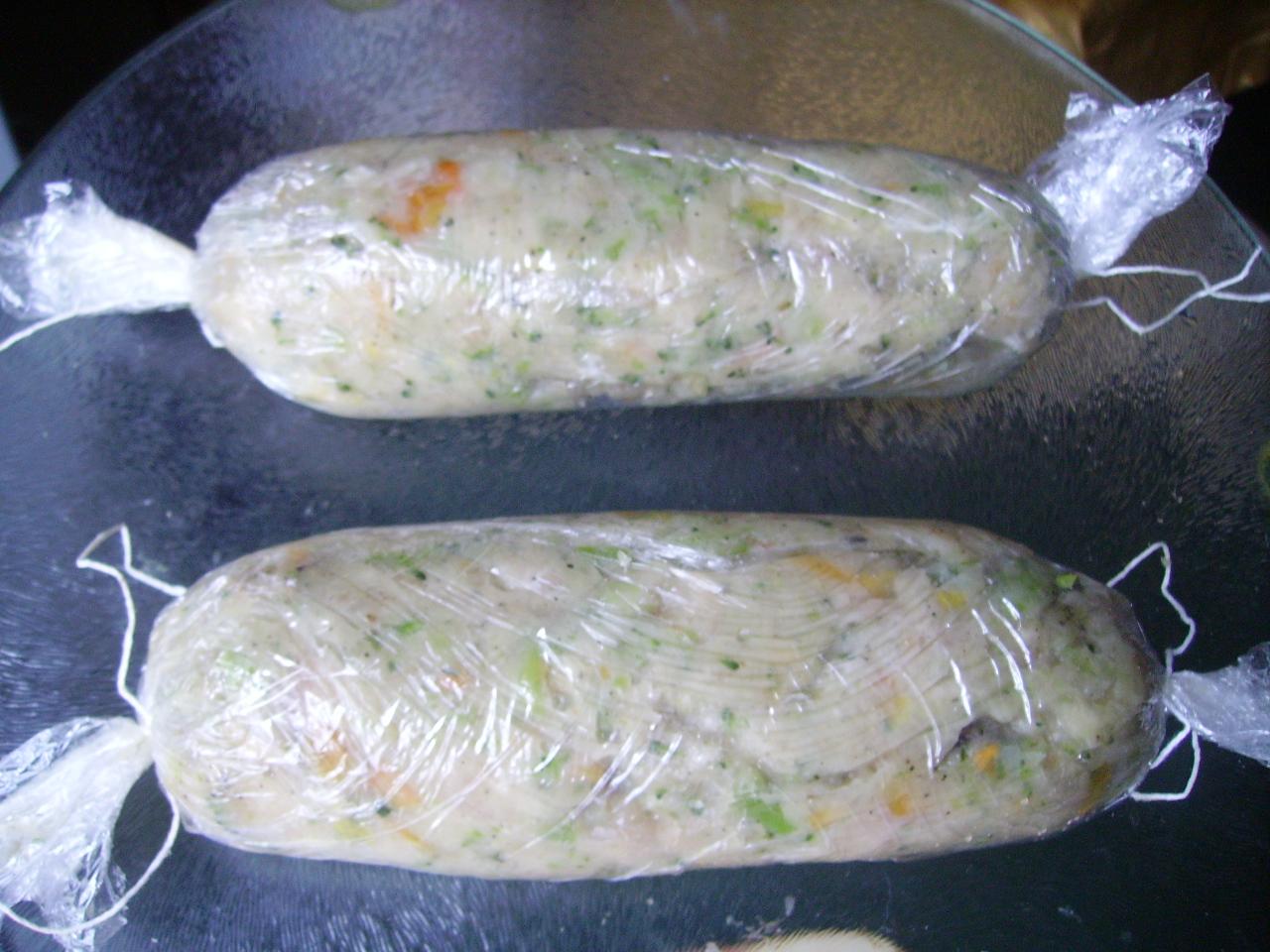 домашняя вареная колбаса