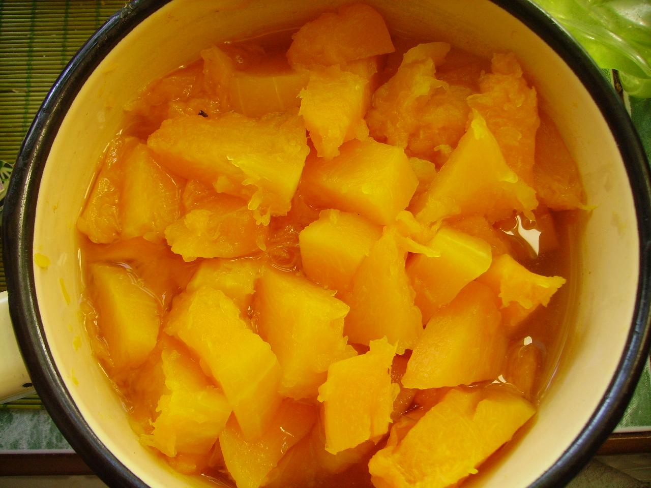 Тыква в духовке с сахаром простой рецепт пошагово