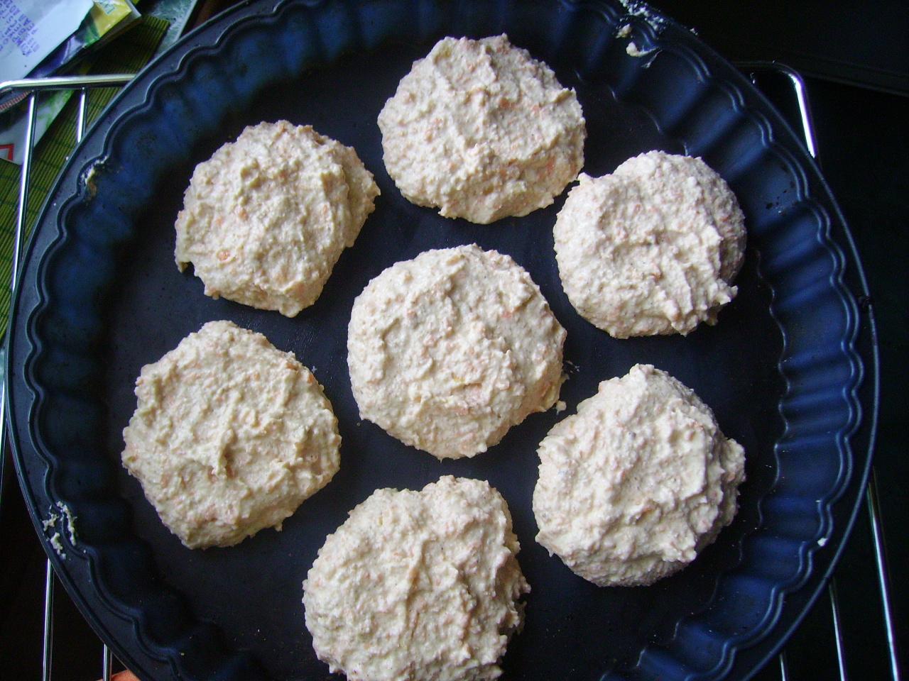 диетические сырники в духовке