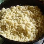 Миниатюра к статье Необычный гарнир из риса с томатным соусом и сыром