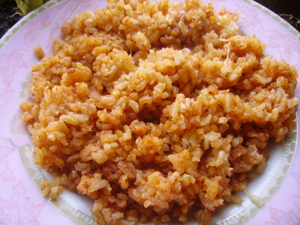 Что можно приготовить просто из риса