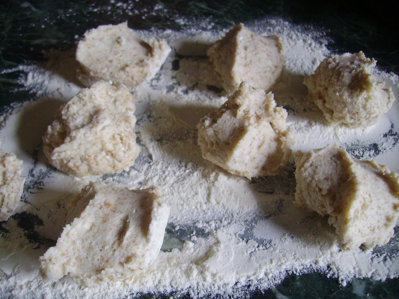 рецепт вареников с клубникой