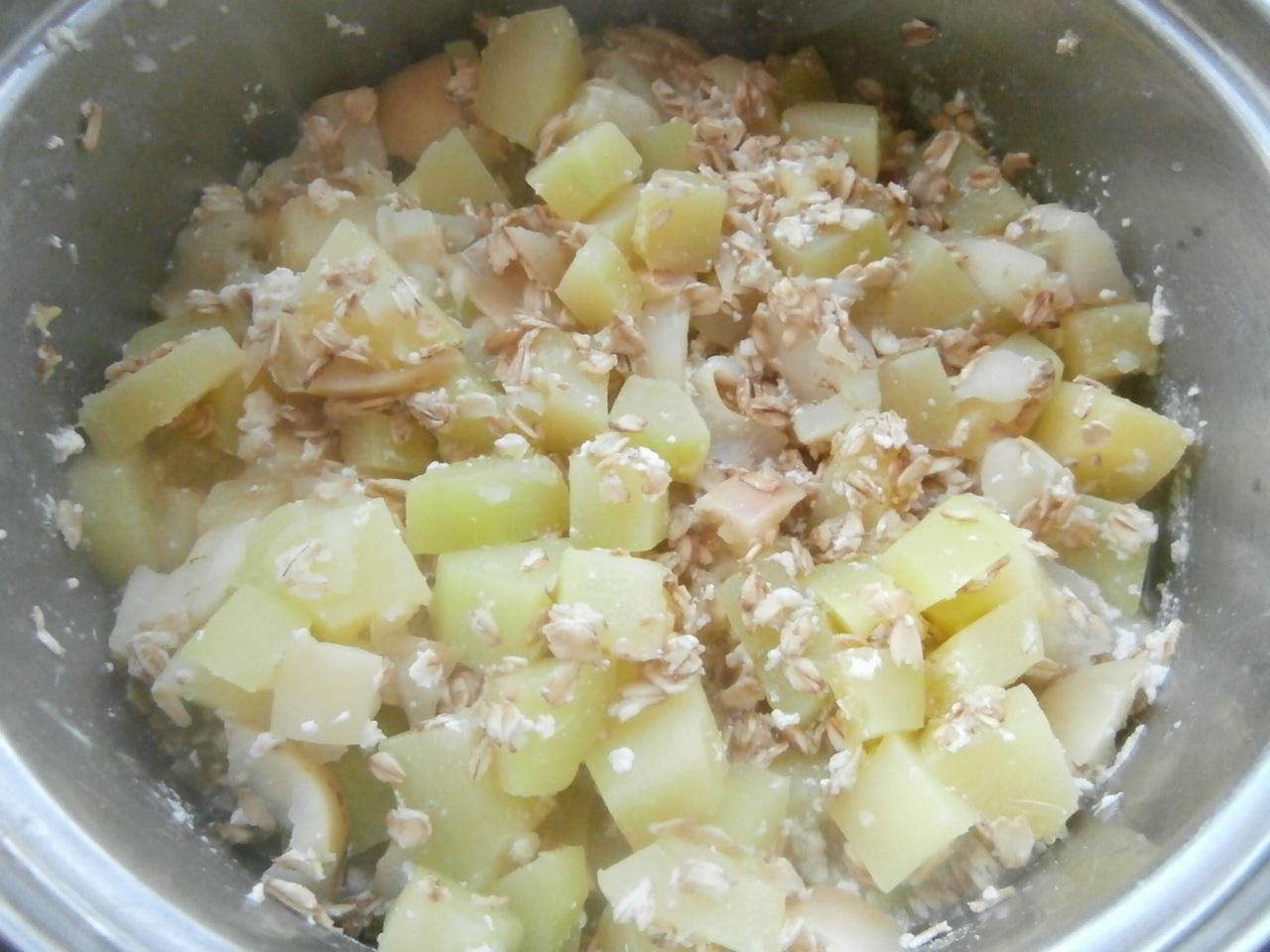 диетическое блюдо из кабачков