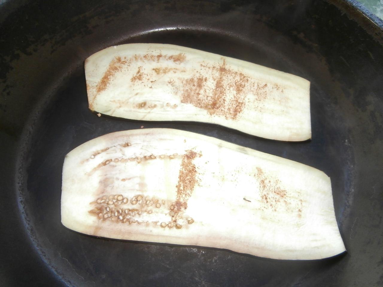 рецепт рулет из баклажан