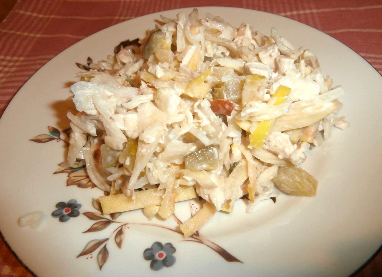Простые рецепты здоровой пищи с вареной курицей