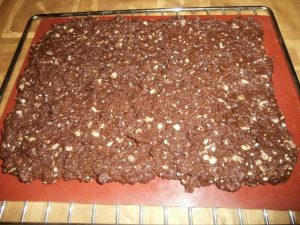 рецепт шоколадного печенья