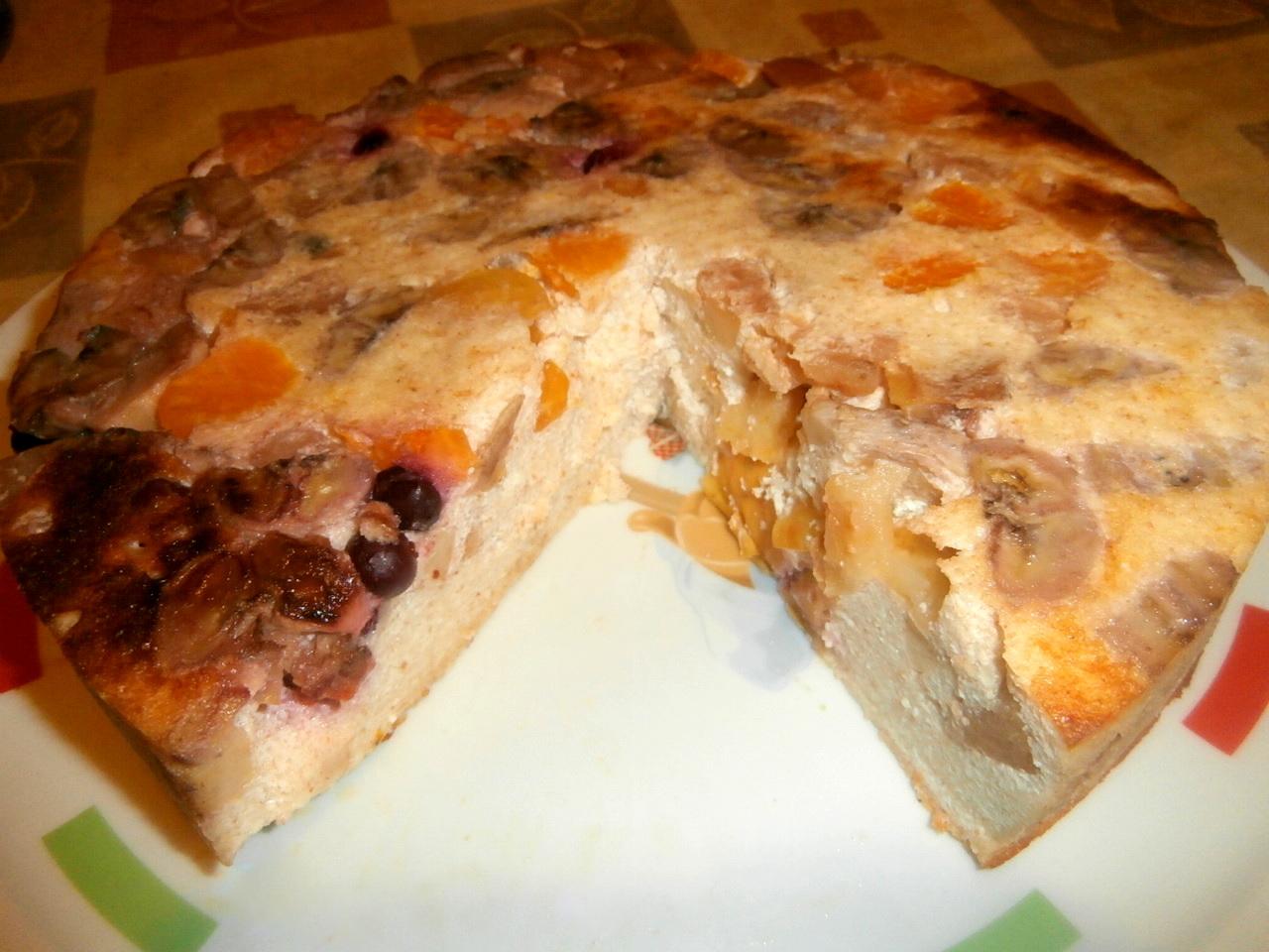Пирог из щавеля и творога рецепт с