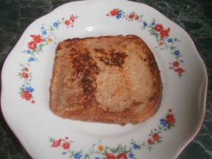 гренки их черного хлеба