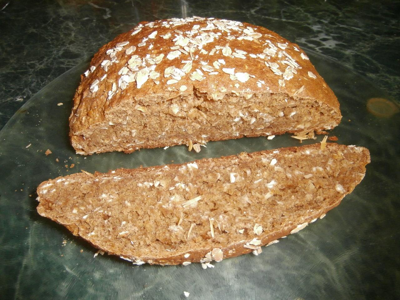 Рецепты хлеба для духовки без дрожжей