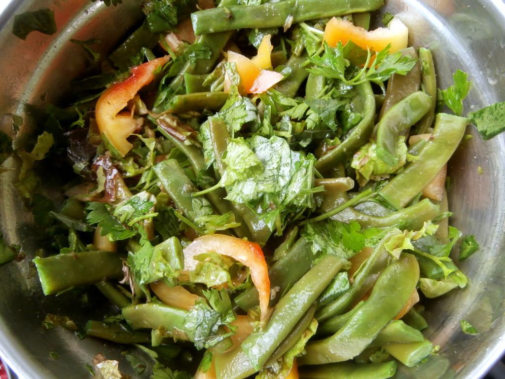 капуста фасолью рецепт фото