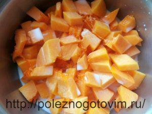 диетический рецепт из тыквы