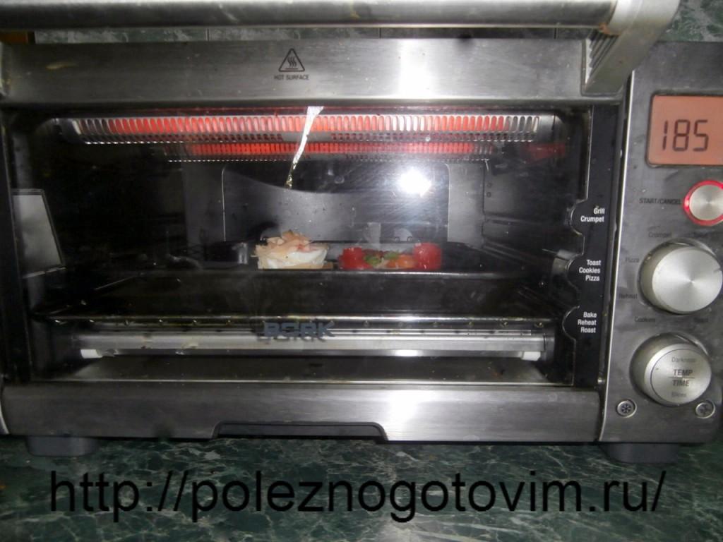 Мини печь рецепты приготовления102