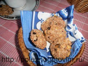 диетическое печенье