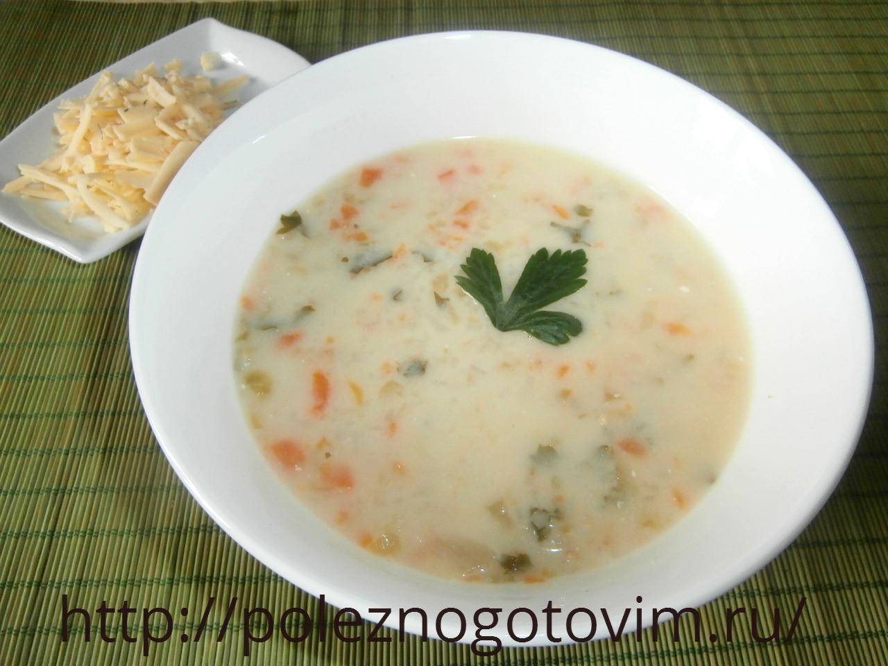 рецепты супа из риса без мяса