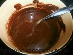 шоколадный крем