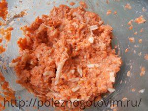рецепт из моркови
