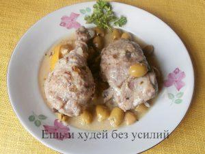 вкусное блюдо из курицы