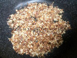 вкусное блюдо из баклажанов