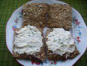 Миниатюра к статье Легкая закуска из творога и сыра или быстрый паштет