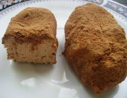 Миниатюра к статье Пирожное с творогом «Картошка»
