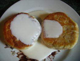Миниатюра к статье Нежные прибалтийские сырники