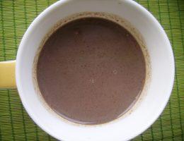 Миниатюра к статье Вкусный завтрак для детей: какао с геркулесом