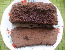 Миниатюра к статье Быстрый шоколадный пудинг из манки без выпечки
