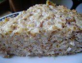 Миниатюра к статье Невероятная запеканка из гречки вместо пирога!