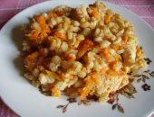 Миниатюра к статье Перловка с мясом и овощами – просто и вкусно!