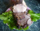 Миниатюра к статье Запеченное мясо в рукаве