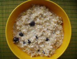 Миниатюра к статье Полезный завтрак за 3 минуты