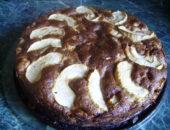 Миниатюра к статье Яблочный пирог «Янтарный»