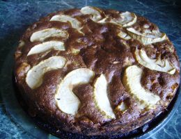Миниатюра к статье Яблочный пирог Шарлотка