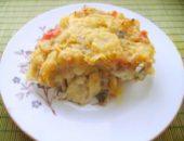Миниатюра к статье Рыба с овощами в духовке