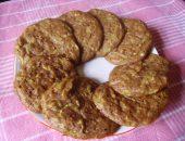 Миниатюра к статье Диетическое печенье из кабачков