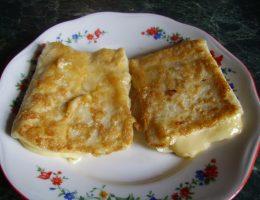 Миниатюра к статье Лаваш с сыром