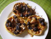 Миниатюра к статье Печеные яблоки с медом