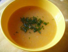 Миниатюра к статье Крем-суп из кабачков