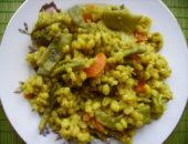 Миниатюра к статье Перловка с овощами: вкусно и полезно