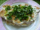 Миниатюра к статье Паста с фаршем и овощами в томатном соусе