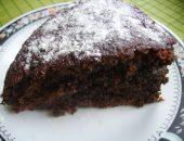 Миниатюра к статье Потрясающе простой и ароматный пирог с вареньем