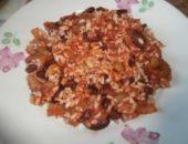 Миниатюра к статье Фасоль с рисом по-мексикански