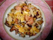 Миниатюра к статье Простой салат с картошкой и селедкой
